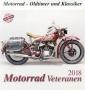 Kalender 2018 - Motorrad Veteranen 2018